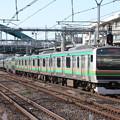 Photos: 宇都宮線 E231系1000番台U522編成