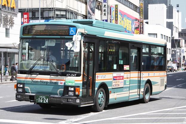 西武バス A7-247