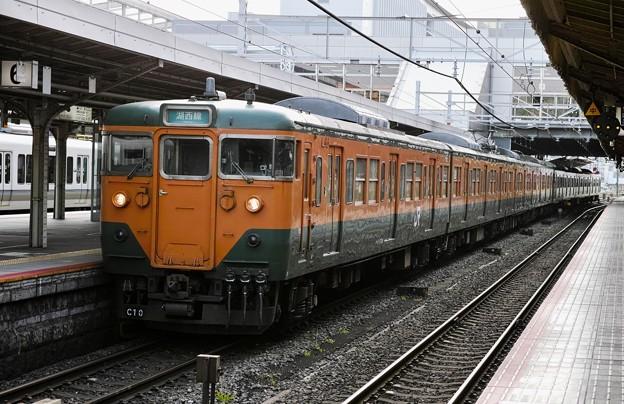 23.近キトの113系原色車 その(1)