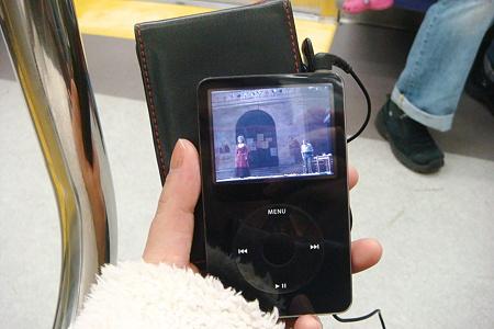 iPodでカルメン