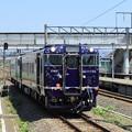 写真: 道南いさり火鉄道『ながまれ号』