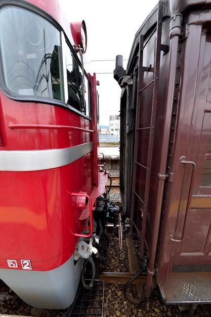 機関車 連結 客車
