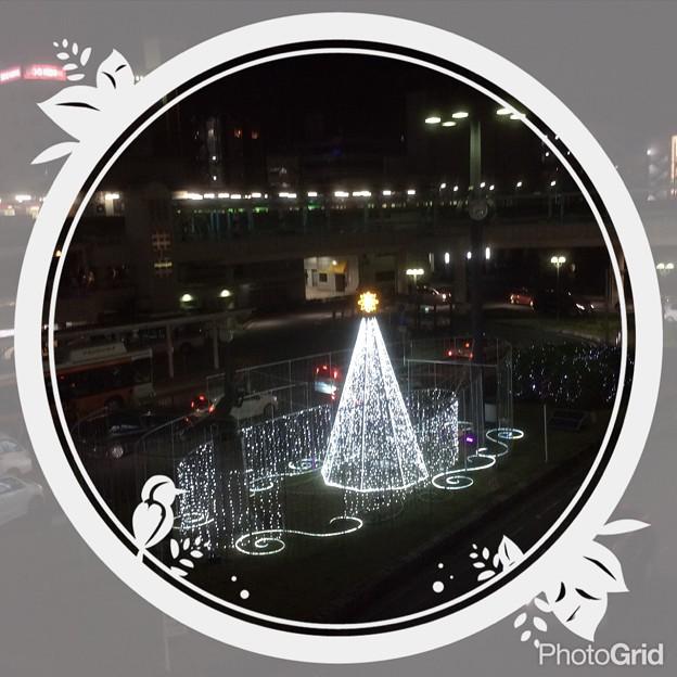 写真: 豊田市駅東ロータリー