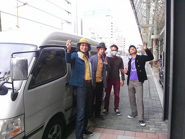 Photos: いってらっしゃーい\(^o^)/♪ 夢と魔法のハッチハッチェルオーケスト...