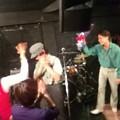 写真: すぎおくん☆ラストライブ! まったねー \(^o^)/♪ ハッチハッチェ...