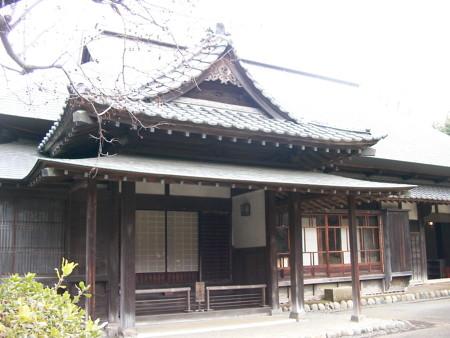 富澤家家屋の式台