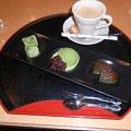 写真: お茶セット