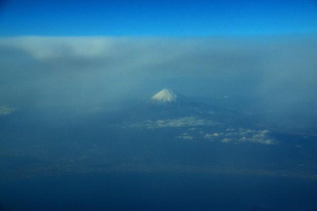 写真00673 何重にもなった雲の層から「綺麗に撮ってね」と