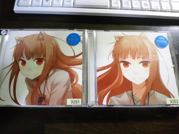 レンタルCD20151201