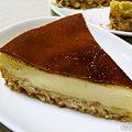Photos: ベイクドチーズケーキ