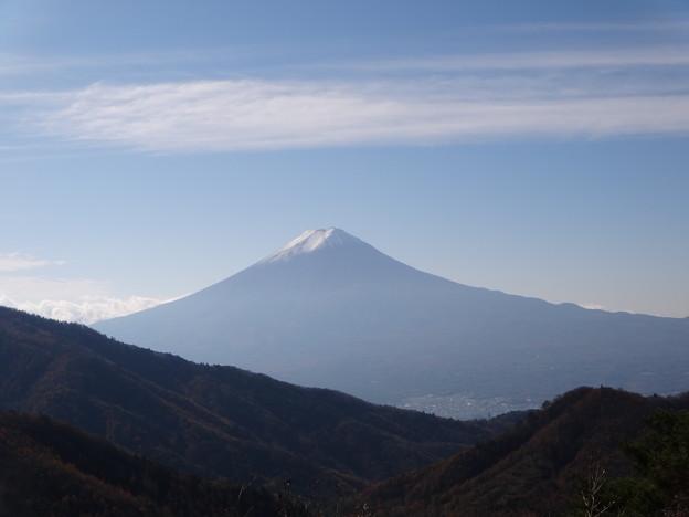 清八山からの富士山
