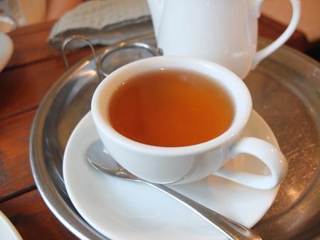 カフェ!ハングリーキャタピラー ティーダージリン¥350