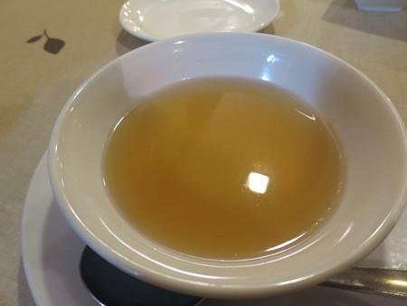 とんかつ梅林 厚揚げライス(200g) スープ