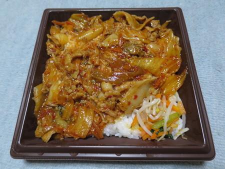 セブンイレブン 旨辛豚キムチ丼