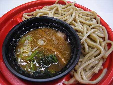 ローソン 麺屋こうじ監修つけ麺(あつもり)