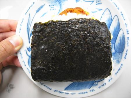 デイリーヤマザキ サンドおむすび 白身魚フライ タルタルソースと玉子焼