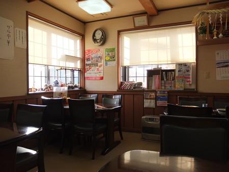 七福食堂 店内の様子
