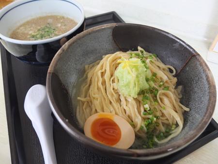 はな禅 麺魂(メンソール)~煮干しおろしつけそば~(限定) アップ