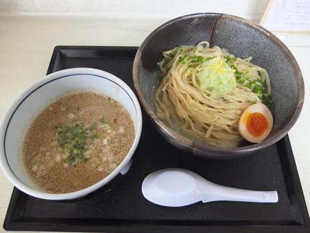 はな禅 麺魂(メンソール)~煮干しおろしつけそば~(限定)¥850