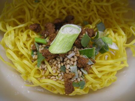 東洋水産 マルちゃん正麺 カップ うま辛担担麺 かやく