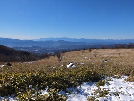 八子ヶ峰からの眺め