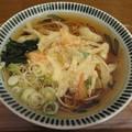 写真: めん処 さくら亭 天ぷらそば¥410