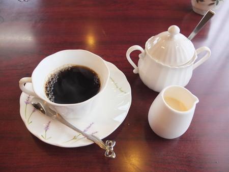 チャイナハウス シルクロード コーヒー(サービス)