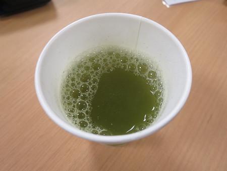 北陸道(上) 米山SAスナックコーナー HOSHIZAKI TEA DISPENSER 緑茶