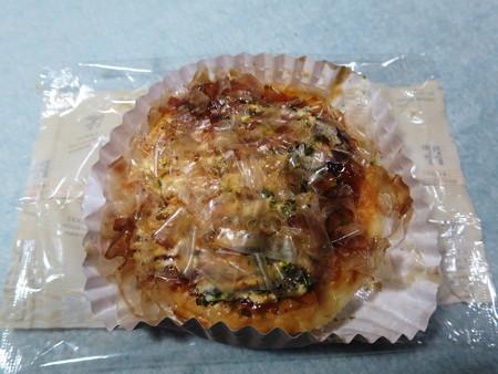 セブンイレブン もっちりお好み焼きパン(ポテト入り)