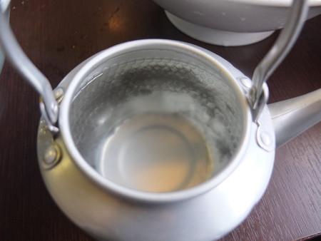 ラーメンショップ 福橋店 ネギチャーシューつけ麺 並盛 割りスープ