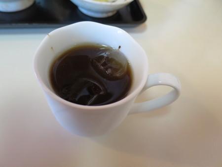 大鵬食堂 アイスコーヒー(サービス)