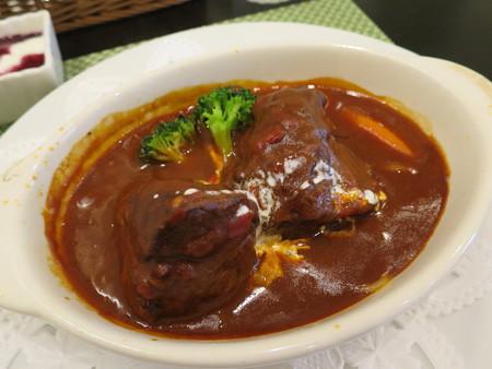 Cafe Restaurant Buono(ブォーノ) 牛スネ肉の煮込み アップ