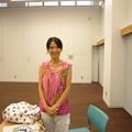 写真: 谷岡恵理子先生
