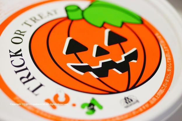 かぼちゃプリン@モロゾフ 151030_003