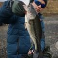 Photos: 大物を釣ったぞ