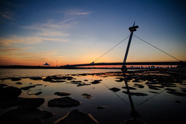 写真: 渚のバルコニー