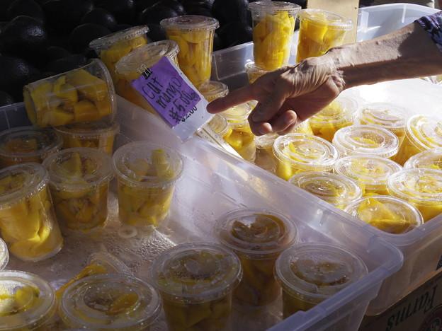 2015/09/26 今日は土曜日KCC Farmers' Market