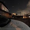 Photos: 木星と早春の雪(IMG_0010)