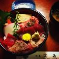 Photos: 三色丼
