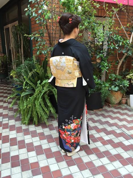 Photos: 留袖