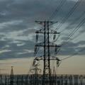 Photos: 黄昏時の鉄塔たち。。