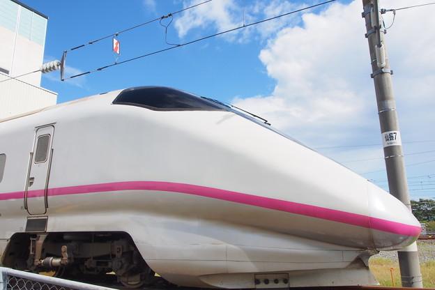 利府新幹線車両基地まつり E3
