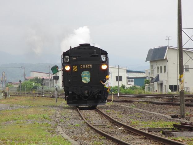 SL函館大沼号 移動4