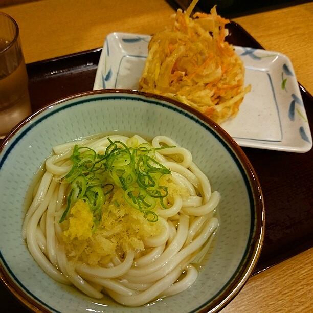 讃岐製麺麦まる 品川インターシティ店@品川(東京)