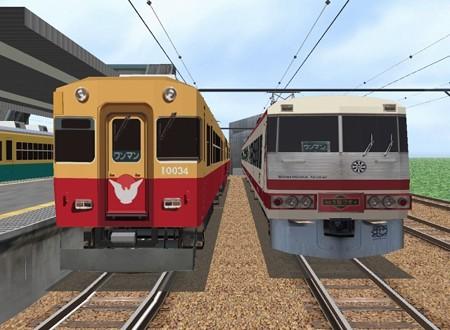 地鉄観光列車