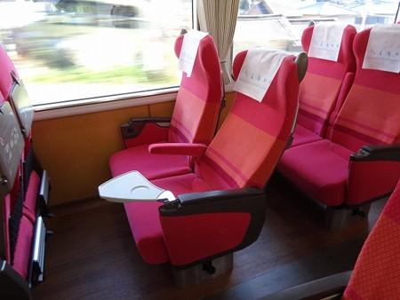 164N-座席展開