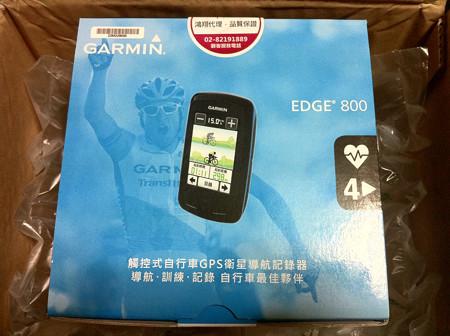GARMIN EDGE800TW