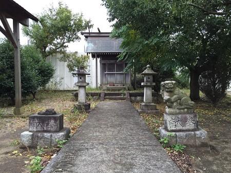 東峰神社お社