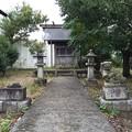 写真: 東峰神社お社