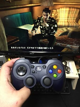 PCでGTA IVを動かしF310rでプレイ